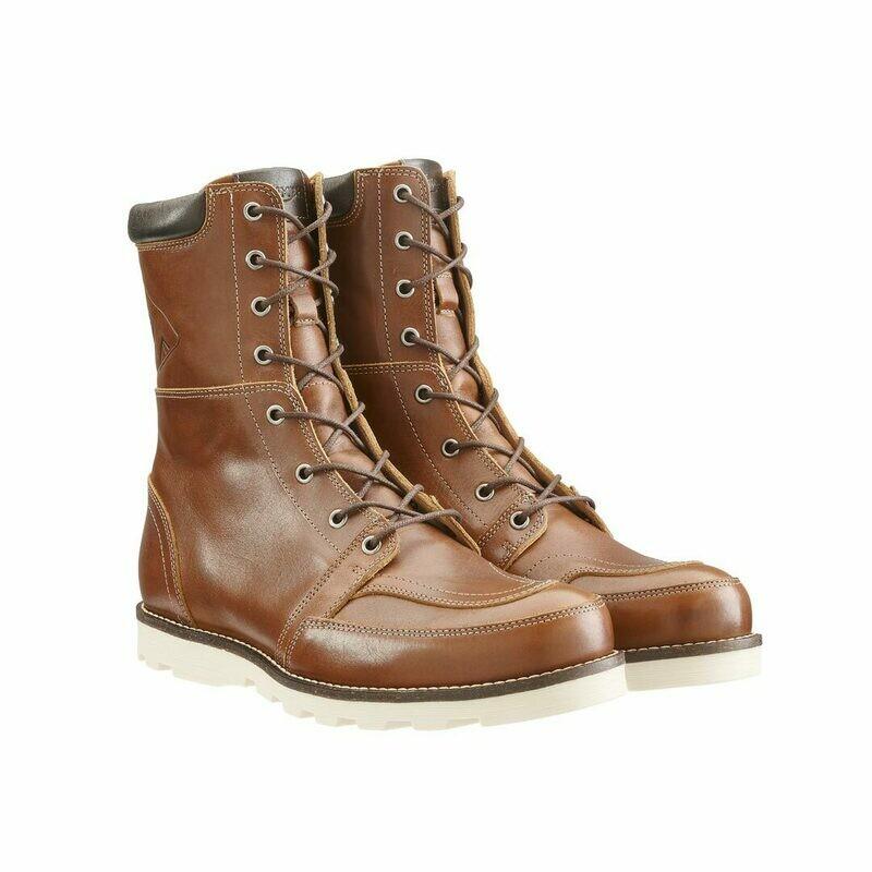 Triumph Stoke Tan Boots