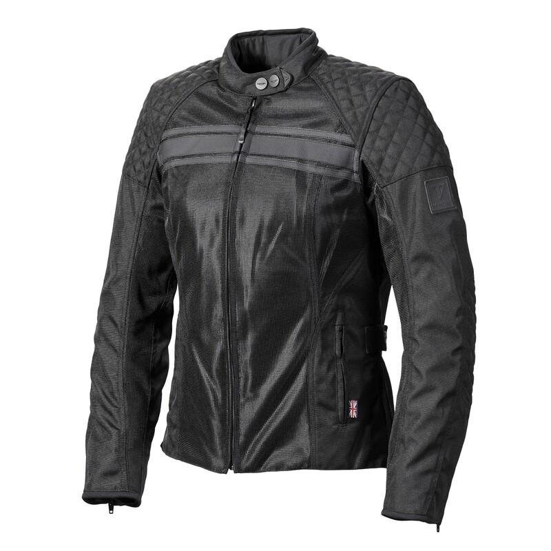 Triumph Waldron Ladies Mesh Motorcycle Jacket