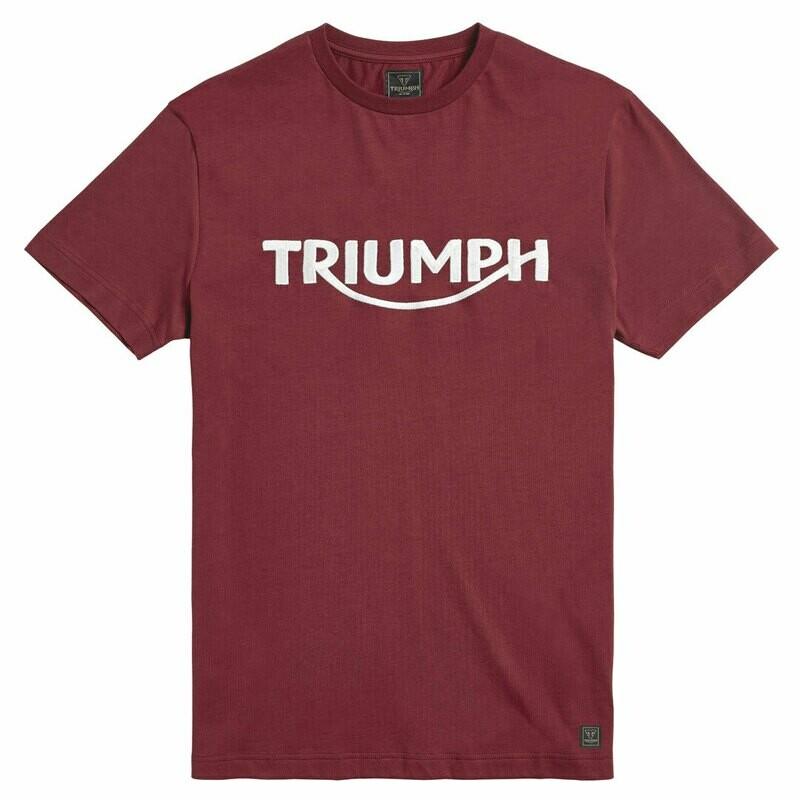 Triumph Bamburgh Syrah Tee