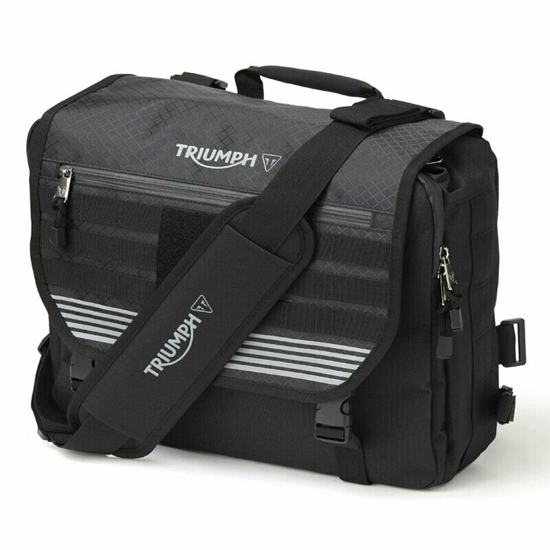 Triumph Messenger Bag
