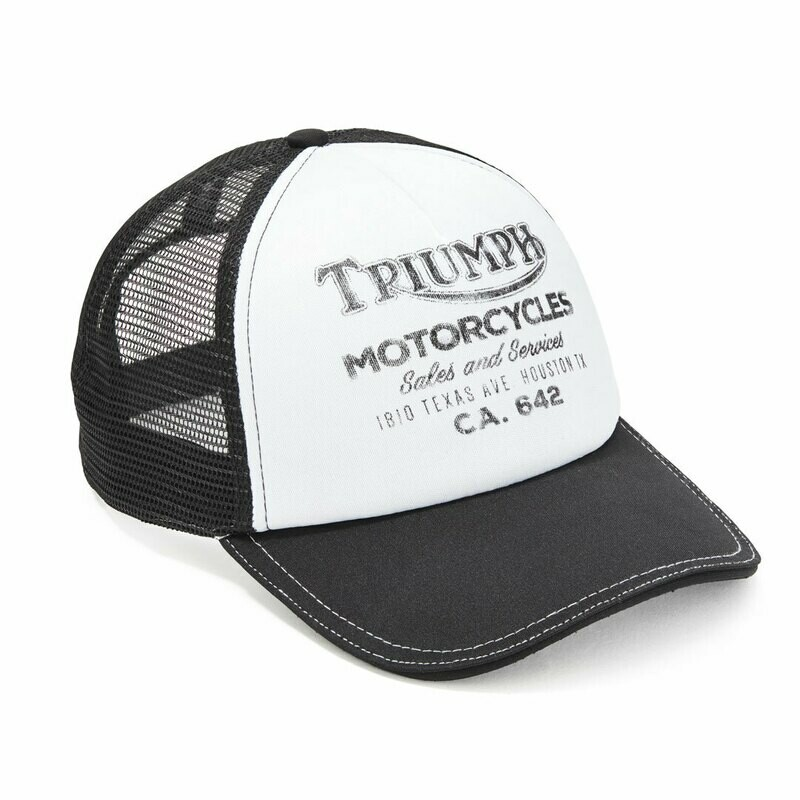 Triumph Bickford Trucker Hat