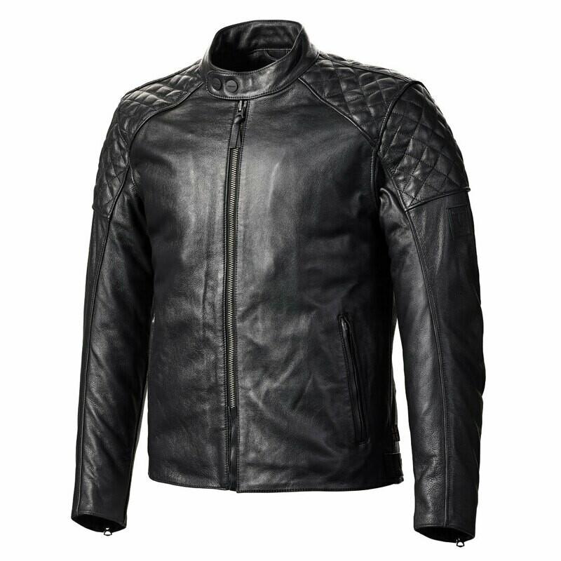 Triumph Braddan Leather Motorcycle Jacket