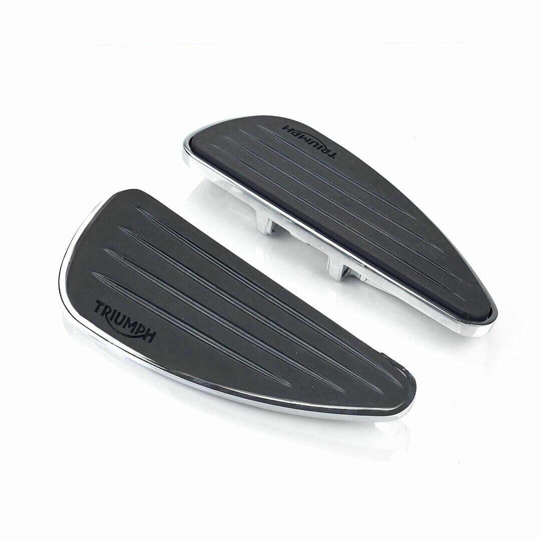 Triumph Bonneville Rider Footboard Kit