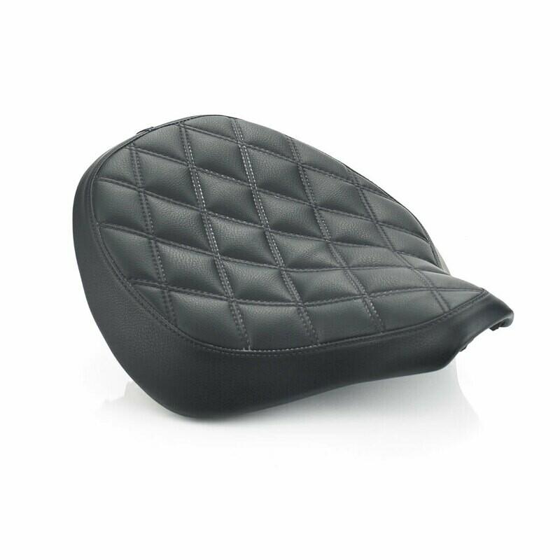 Triumph Bobber Black Quilted Seat