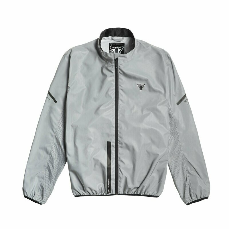 Triumph Packable Reflective Jacket