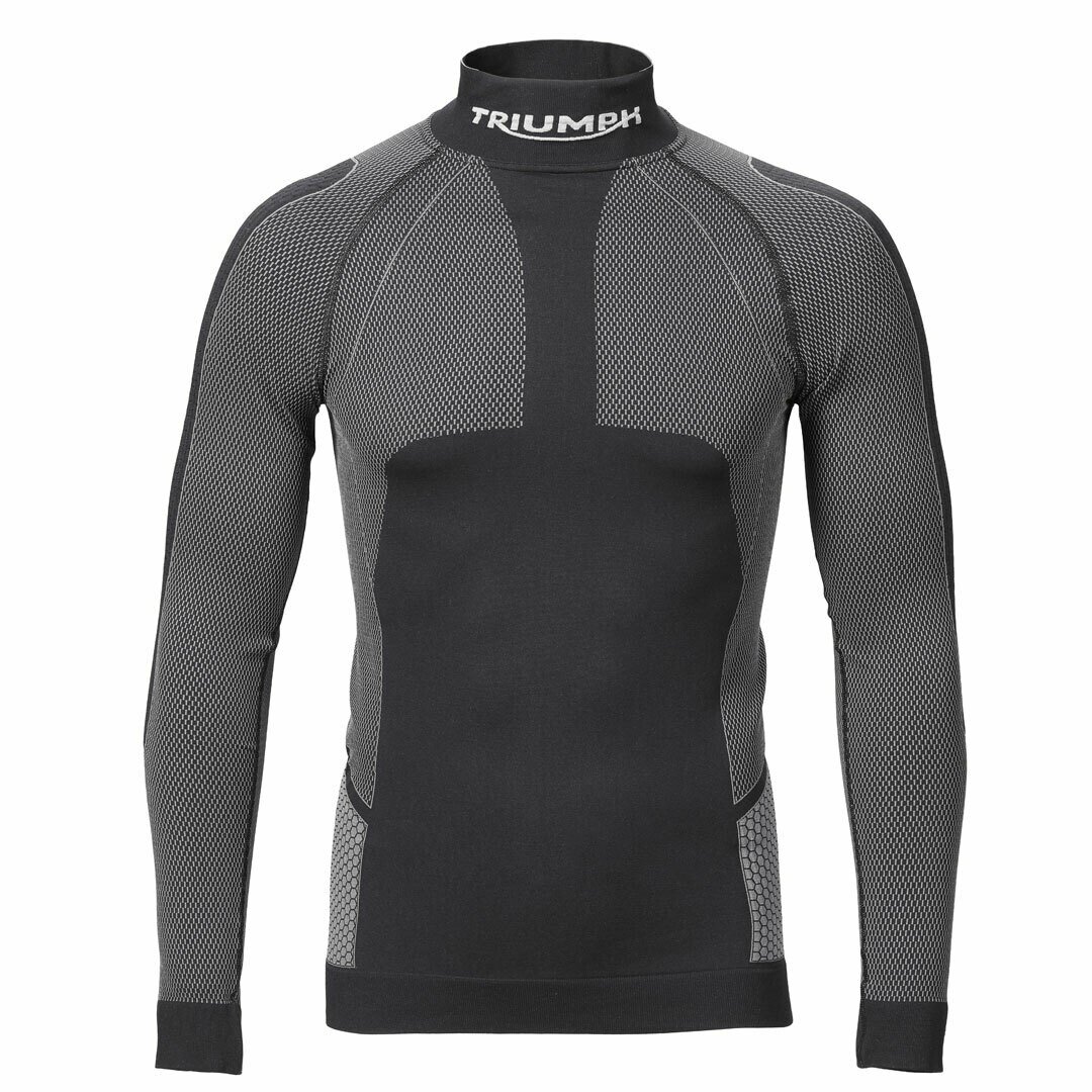 Triumph Long Sleeve Base Layer Shirt