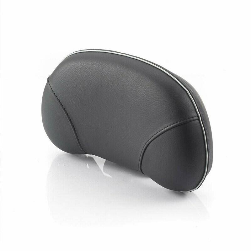 Triumph Bonneville Black Deluxe Backrest Pad