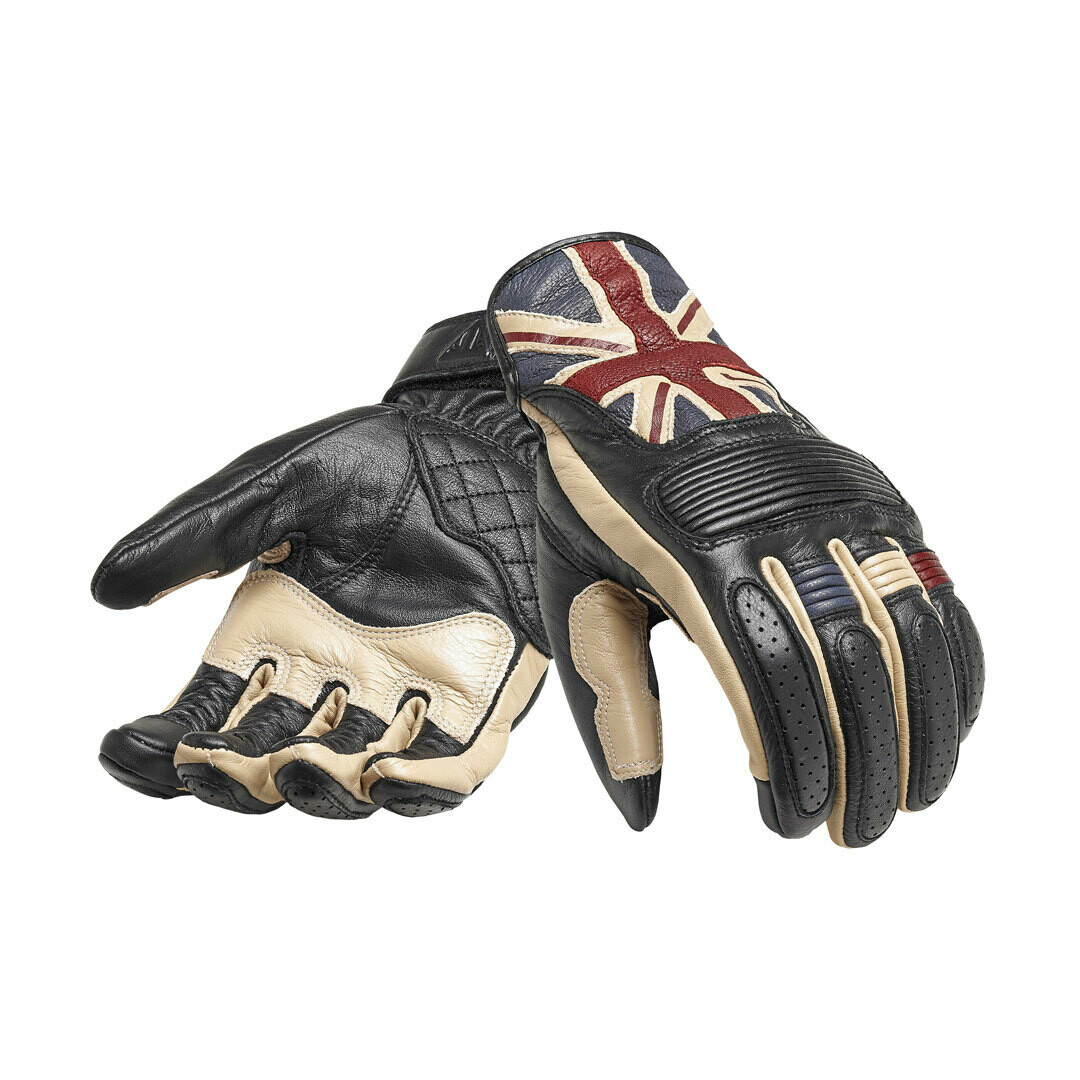 Triumph Union Flag Motorcycle Glove