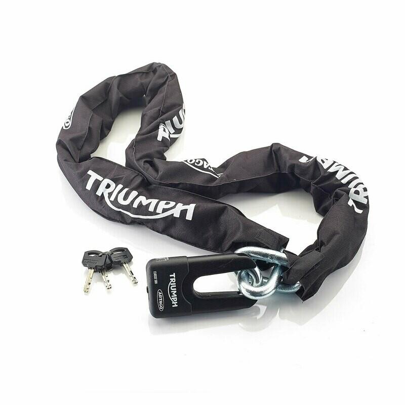 Triumph Chain and Lock