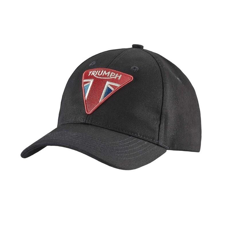 Triumph Chambers Embroidered Black Baseball Hat