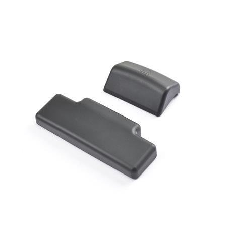 Triumph Tiger Expedition Aluminum Top Box Backrest Pads