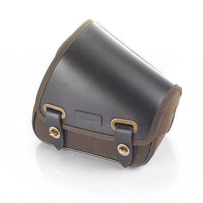 Triumph Bobber Olive Swing Arm Bag
