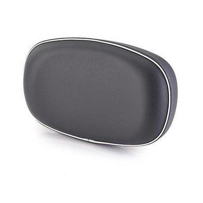 Triumph Black Backrest Pad
