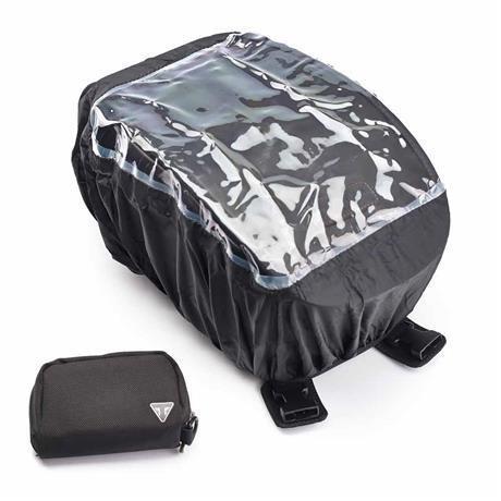 Triumph Waxed Cotton Tank Bag Rain Cover