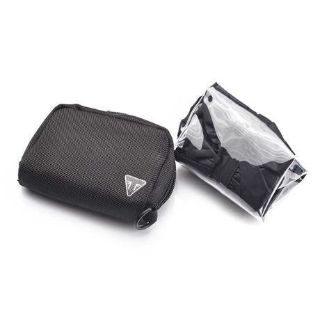 Triumph Waxed Cotton Pannier Waterproof Cover