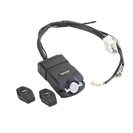 Triumph Tiger 800 Integrated Datatool Alarm System