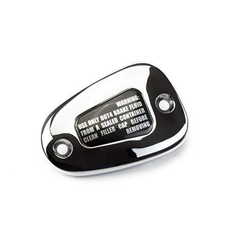 Triumph Chrome Master Cylinder Cover