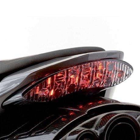 Triumph Clear Rear LED Light Kit