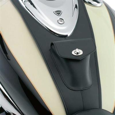 Triumph Rocket III Leather Fuel Tank Panel
