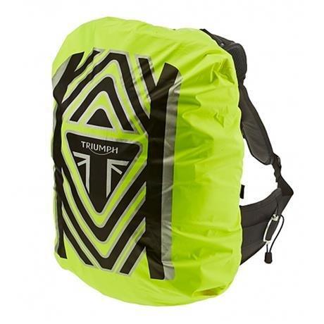 Triumph HI VIS Backpack Cover