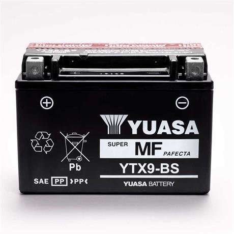 Triumph Yuasa Battery