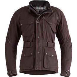 Triumph Oxblood Barbour Jacket