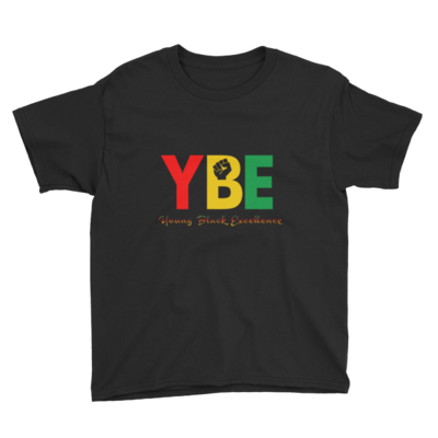 Pan African Youth Short Sleeve T-Shirt