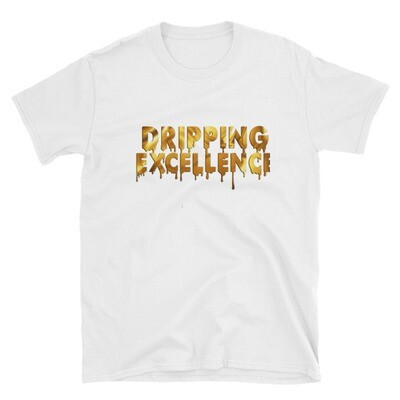 Dripping Excellence( Gold) T-Shirt