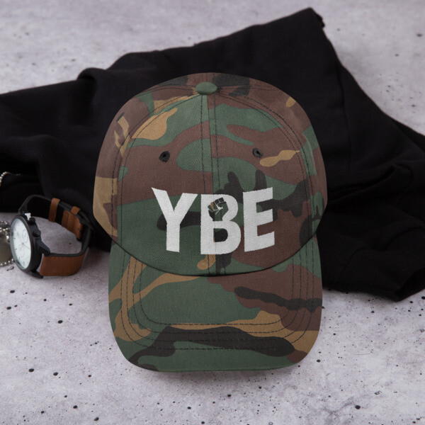 YBE Dad/Polo Hat