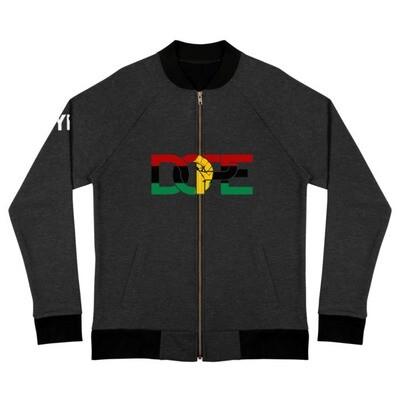 Pan African DOPE Bomber Jacket