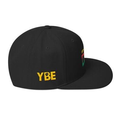 Being Black is DOPE Snapback Hat