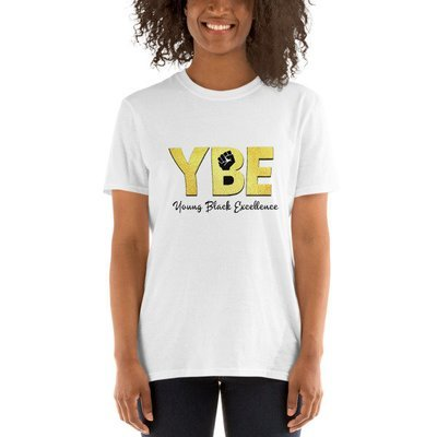 Golden YBE Short-Sleeve Unisex T-Shirt