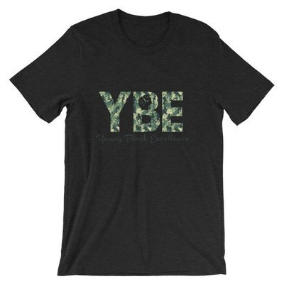 Digital Camo Short-Sleeve Unisex T-Shirt