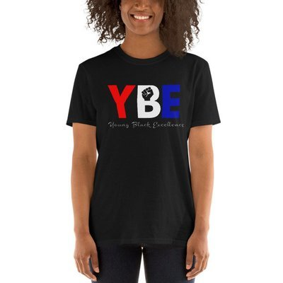 American Flag YBE Short-Sleeve Unisex T-Shirt