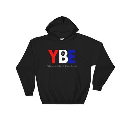 America Flag YBE Hooded Sweatshirt