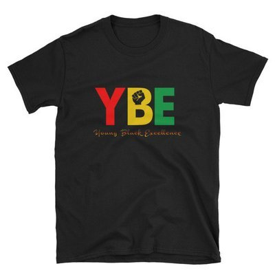 Pan-African Short-Sleeve Unisex T-Shirt