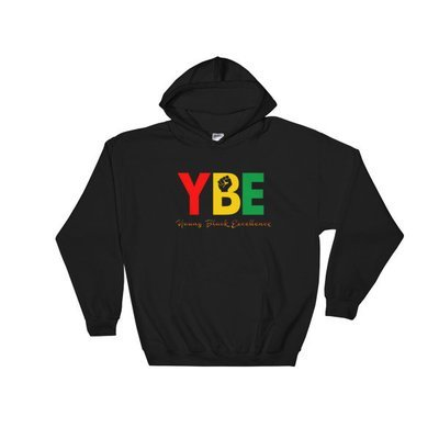 Pan African Hooded Sweatshirt