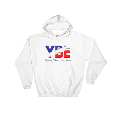 American Flag Hooded Sweatshirt