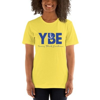 Zeta Phi Beta Short-Sleeve Unisex T-Shirt