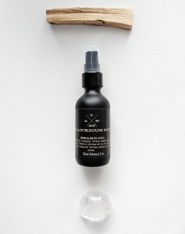 Clove Beard Oil + Palo Santo Bundle
