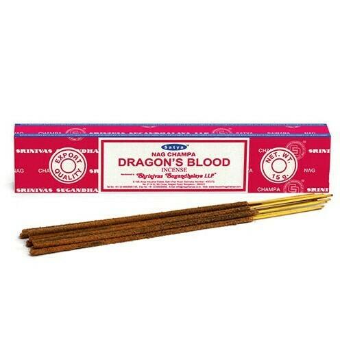 Dragons Blood Incense by Satya
