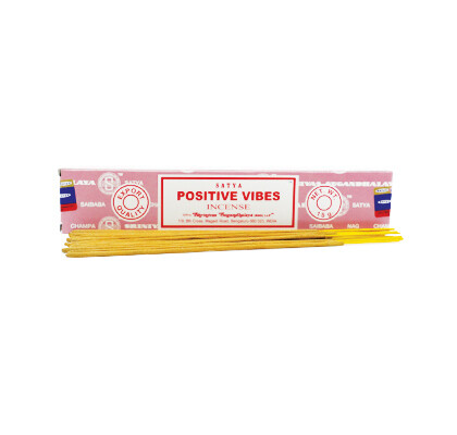 Positive Vibes Incense by Satya
