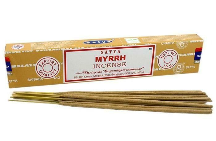 Myrrh Incense by Satya