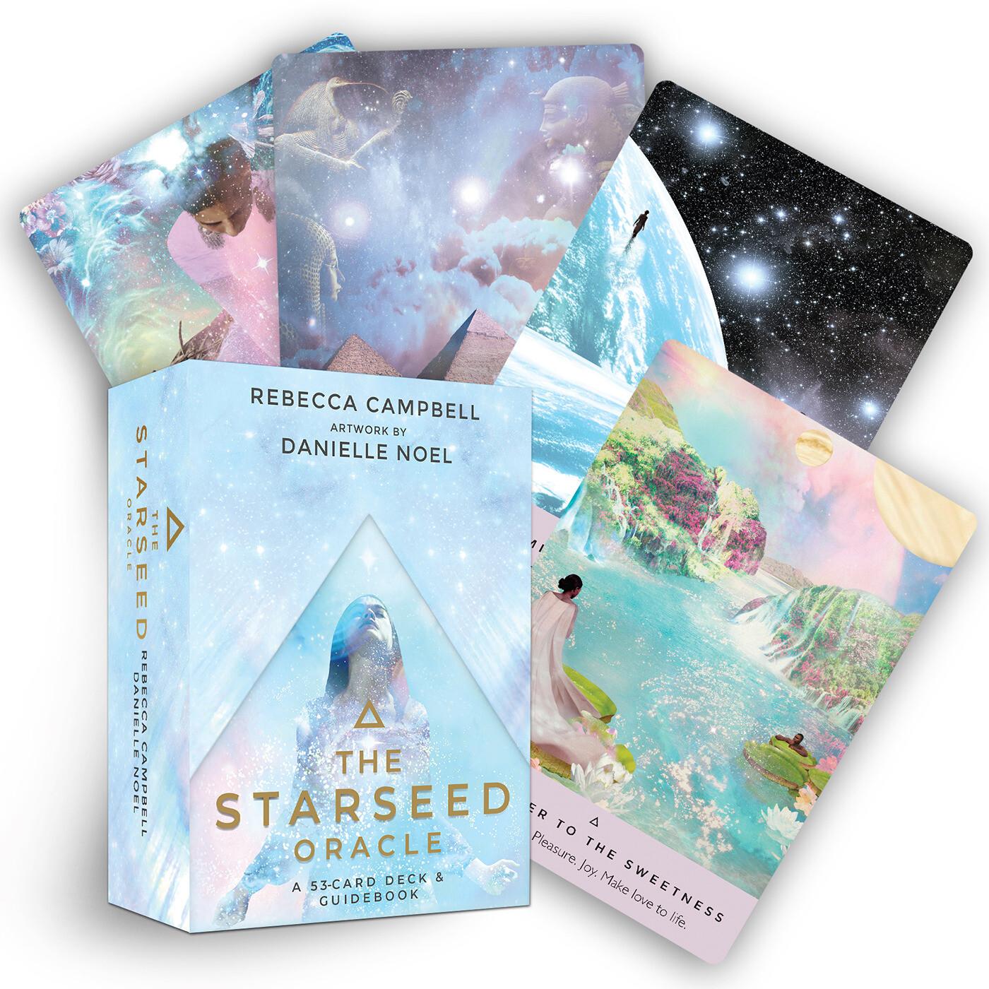 Starseed Oracle Deck