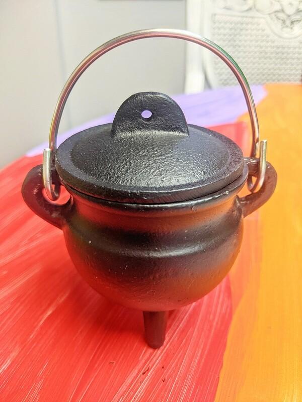 Potbelly Cast Iron Cauldron