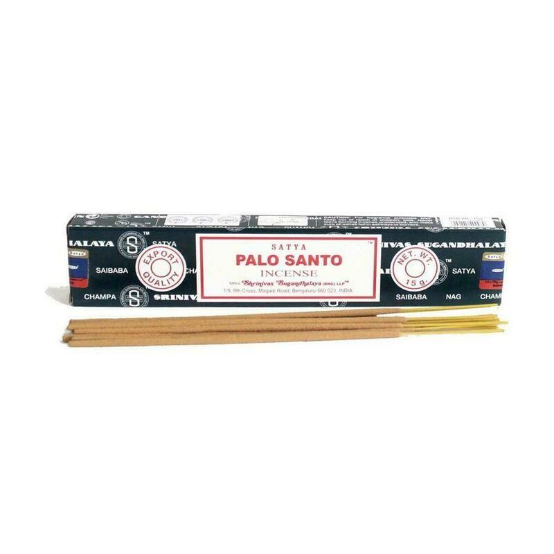 Palo Santo Incense by Satya