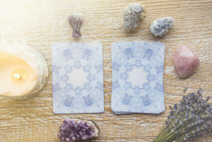 Oracle Card Reading AND Crystal Grid Oracle Card draw with detailed explanation.