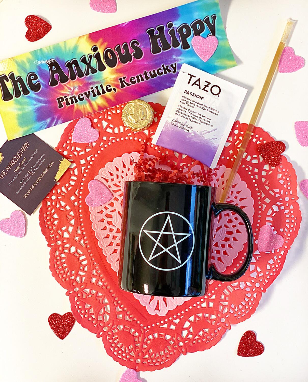 Pentacle Mug Gift Set