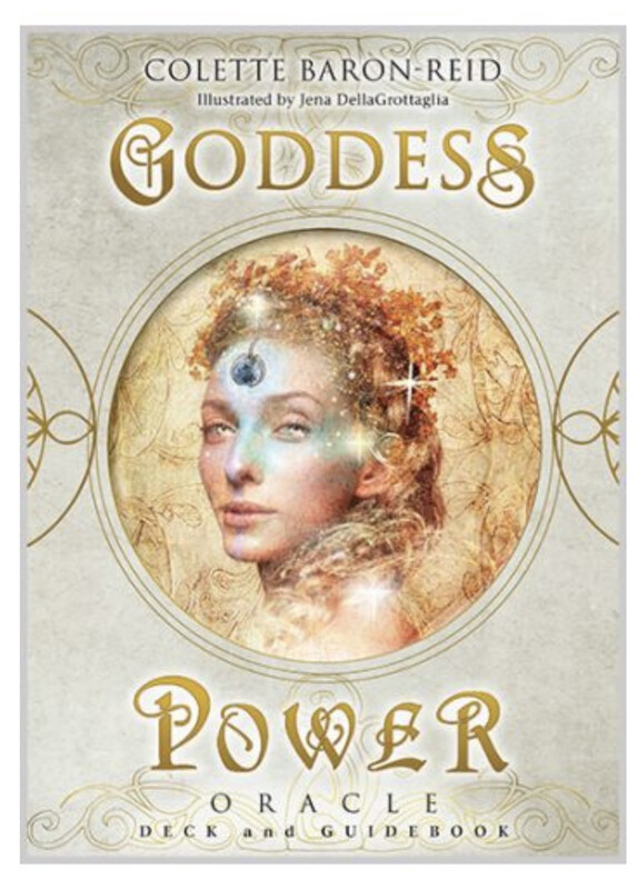 Goddess Power Deluxe Edition Oracle Cards