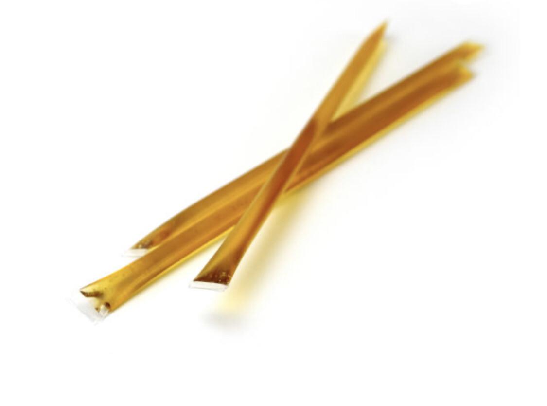 Hemp Infused Honey Sticks